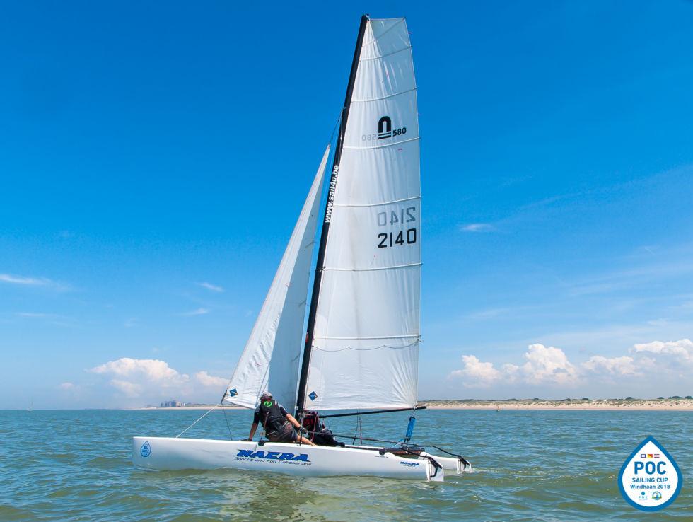 2018 06 03 POC Sailing Cup - Windhaan wedstrijd 1 -3