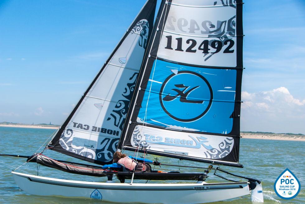 2018 06 03 POC Sailing Cup - Windhaan wedstrijd 1 -9