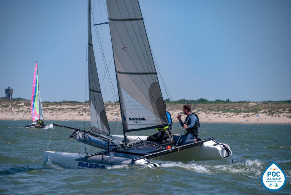 2018 07 01 - POC Sailing Cup 2-4